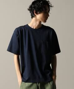 14/-TUBE JERSEY WIDE POCKET Tシャツ