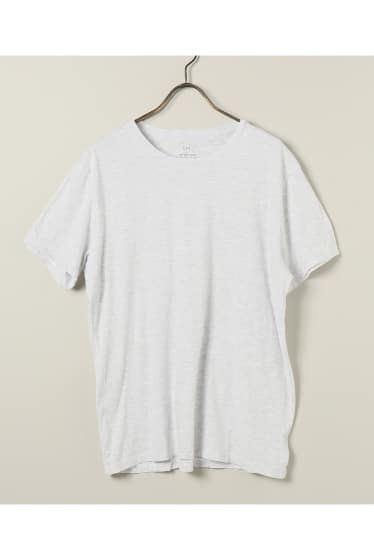 【カタログ掲載】SAVE KHAKI UNITED  : S/S OATMEAL HEATHER CR
