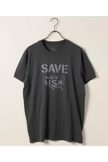 SKU SAVE MAP PRINT TEE