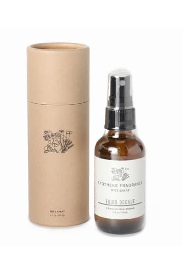 APOTHEKE FRAGRANCE MIST SPRAY