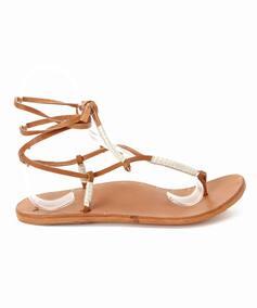 *BEEK Lace Up Sandal