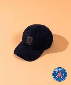 PSG × EDIFICE パリサンジェルマン  FAKE SUEDE CAP
