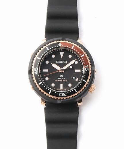 Prospex Diver Scuba STBR038 19002610002910: Brown