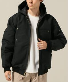 【TOUGH DUCK / タフ ダック】QUILTED HOODED BOMBER