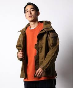 MEANSWHILE / ミーンズワイル Wax Coat Uniform JKT/L4