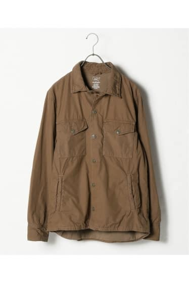 SAVE KHAKI UNITED FLEECE LINED シャツジャケット