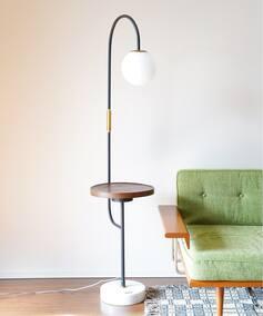 EUREKA FLOOR LAMP