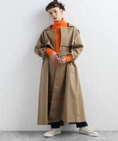 【WALK OF SHAME/ウォーク オブ シェイム】 MAIN trench coat:コート