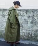 【chimala/チマラ】VENTILE M47 COAT◆