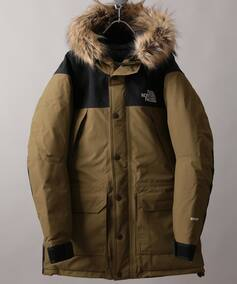 THE NORTH FACE  / ザノースフェイス : Mountain Down Coat