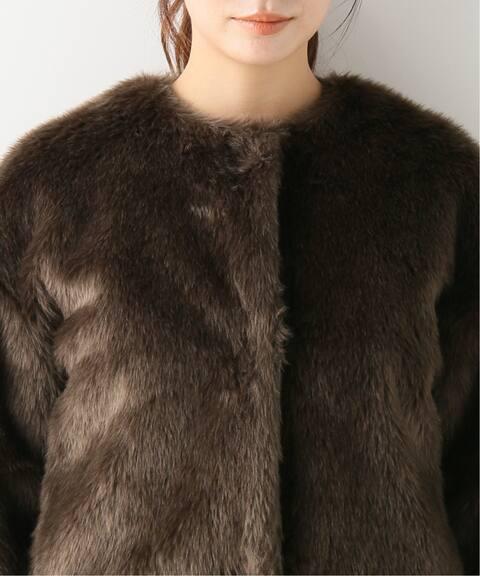 Sese フェイクファーコート Iena イエナ 公式のファッション通販 Baycrew S Store