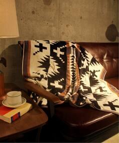 PENDLETON / ペンドルトン Jacquard towel overS Spider Rock