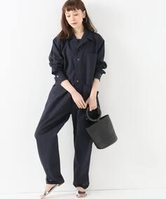 【JANE SMITH/ジェーンスミス】ミリタリージャンプスーツ