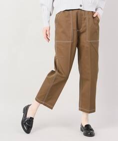 universal overall stitch baker pants