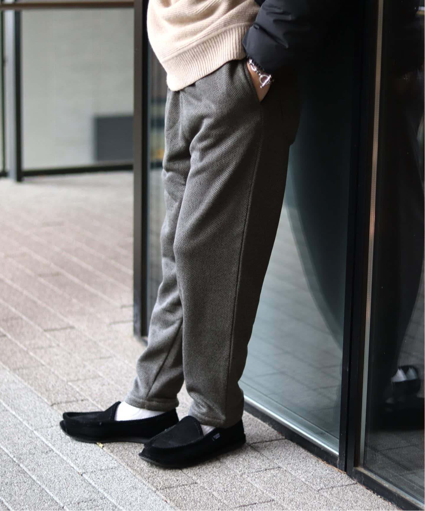 B.C STOCKのパンツ・ズボン/パンツ・ズボン全般 グレーA