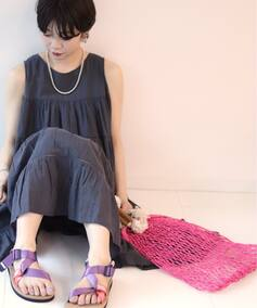 【soir soleil / ソワレ ソレイユ】 tiered tunic◆