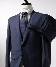 CFT 3ボタンスーツ REDA ICESENSE CHECK