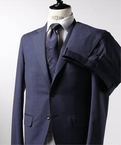 CFT 3ボタン スーツ REDA ICESENSE ピンヘッド