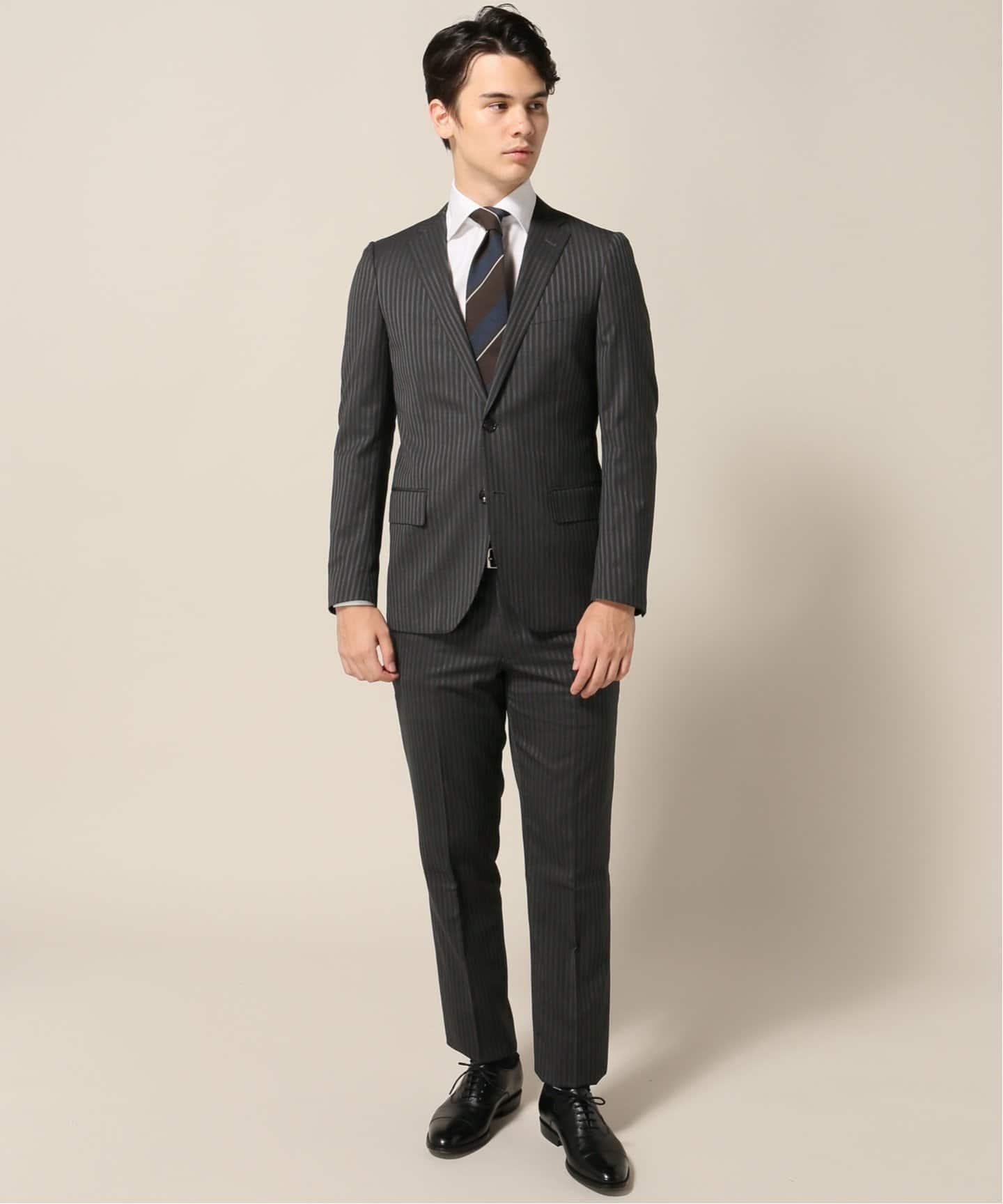 B.C STOCKのスーツ/スーツジャケット|グレーA