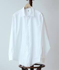 LE / エルイー レギュラーカラーシャツ ワイド《追加》