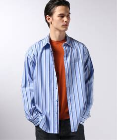 ALLEGE / アレッジ Standard stripe shirts