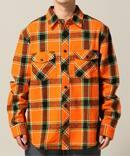 【STUSSY / ステューシー】 Ace Plaid Ls Shirt