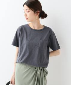 HANES T-SHIRT with POCKET◆