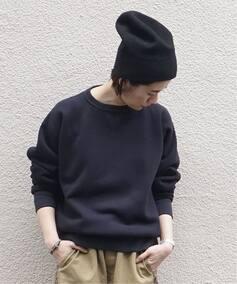 【chimala/チマラ】CREW NECK SWEAT◆