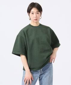 【LA APPAREL / ロサンゼルスアパレル】 ヘビーフリースTシャツ