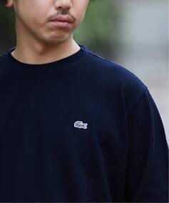 LACOSTE / ラコステ HEAVY PIQUE ロングスリーブ Tシャツ