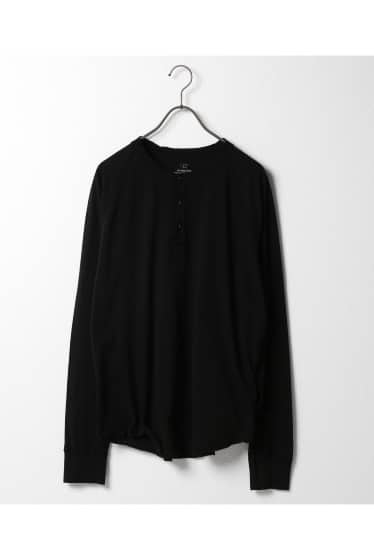 SAVE KHAKI UNITED L/S SUPIMA HENLEY