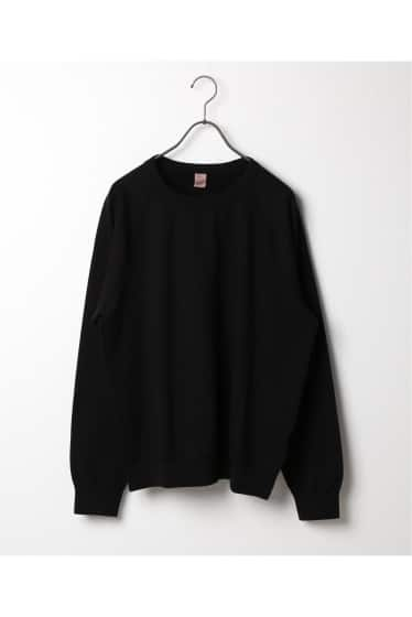 SAVE KHAKI UNITED L/S SUPIMA FLEECE CREW