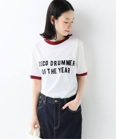 【etre cecile /エトレ セシル】RINGER Tシャツ