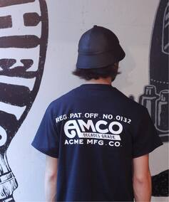AMCO T SHIRTS ユニセックス