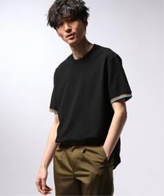 ALLEGE / アレッジ Kanoco crew neck t-shirts