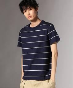 Lacoste / ラコステ : ピンボーダーTシャツ