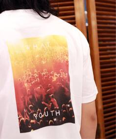 WHAT YOUTH / ワットユース : Mosh Tee / Tシャツ