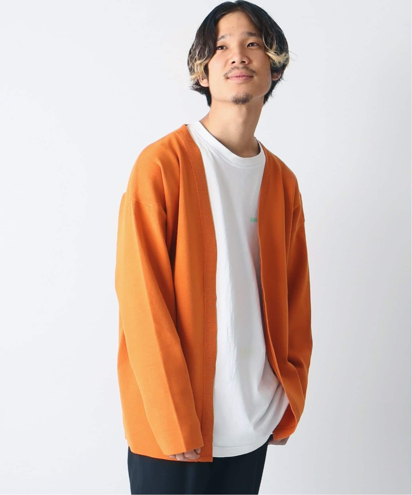 B.C STOCKのトップス/ニット・セーター|オレンジ