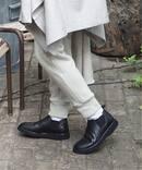 ☆【PUNTO PIGRO /プントピグロ】 SIDE GORE SHORT BOOT◆