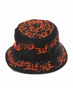 【PULP】SELFMADE / セルフメイド BUCKET HAT WITH AOH