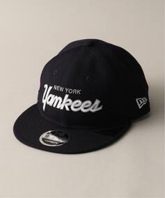 NEW ERA/ニューエラ:×JOURNAL STANDARD別注 MLB Team Logo Script CAP