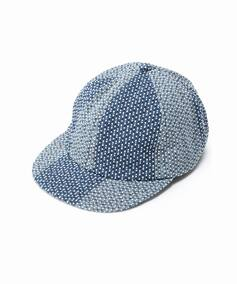 KUON SASHIKO 6PANEL CAP