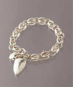 VINTAGE HERMES / エルメス Strawberry Charm Bracelet