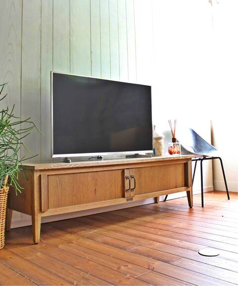 ≪大型商品≫CHRYSTIE TV BOARD L