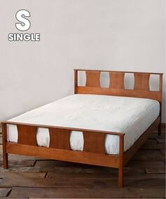 《大型商品》BROOKS BED_single シングルサイズ