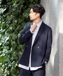 TRAD ダブルプレストダッド ジャケット 【セットアップ着用可能】