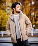 【SYNEX(R)×FX Down】 ダウンブルゾン