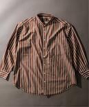 【PALMER for relume】CHAVO バンドカラーシャツ