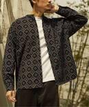 【シャツ+パンツ+巾着袋3点セット】ホームウェアセットアップ