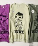 【PEANUTS×SPORTS WEAR by relume】 SPECIAL 11.5oz スウェット